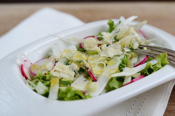 Rezept Frühlingssalat