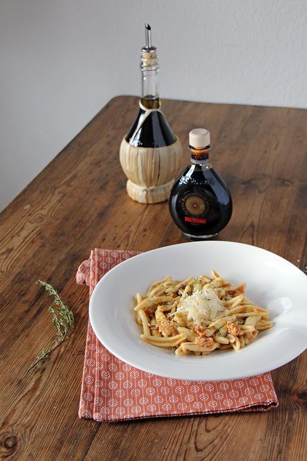 Rezept Fusilli Spaccati mit Artischocken-Pesto