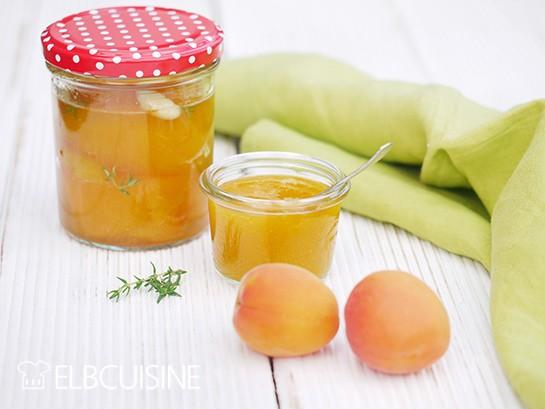 Rezept Gebackenes Aprikosen-Sylt – für sommerliches Schwedenflair