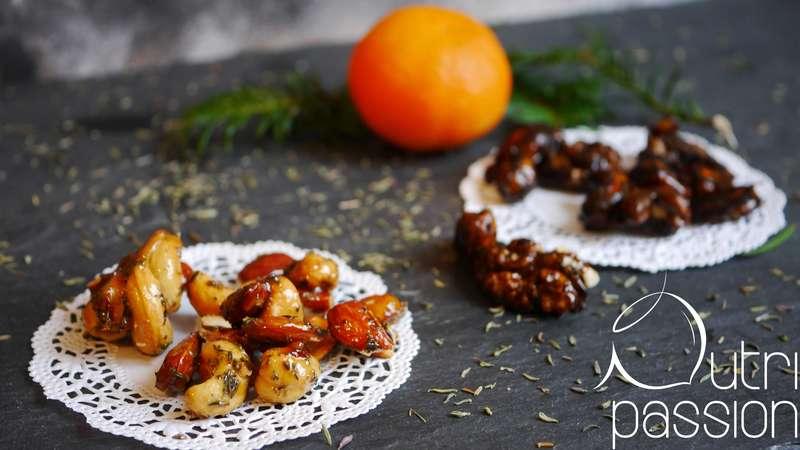 Rezept Gebrannte Nüsse wie vom Weihnachtsmarkt