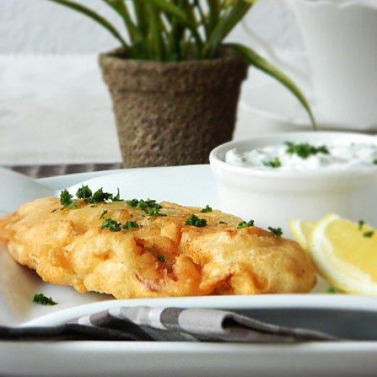 Rezept Gebratener Fisch - Backfisch