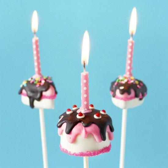Rezept Geburtstagstorten & Stücke Cake Pops