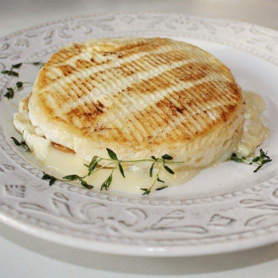 Rezept Gefüllter Camembert