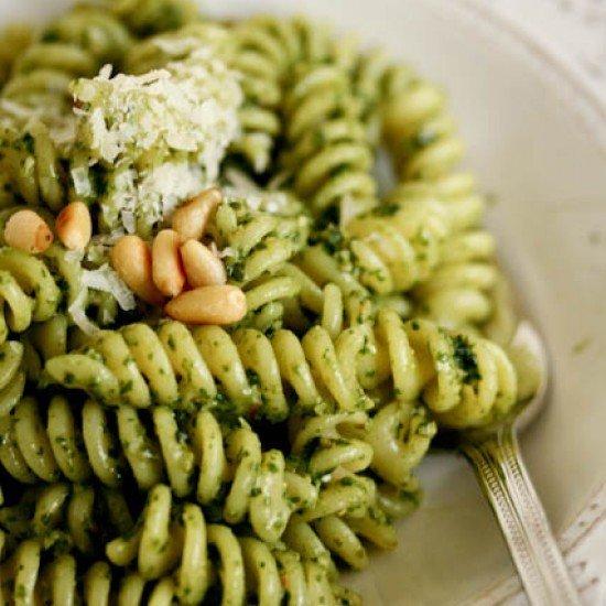 Rezept Gehacktes Pesto alla Genovese