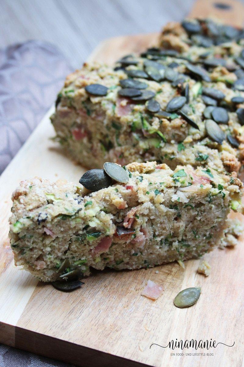 Rezept Gehaltvolles Paleo-Brot