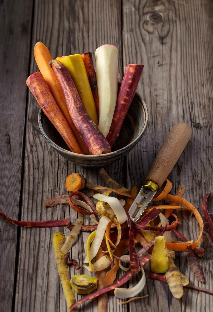 Rezept Gemüsebrühe selber machen