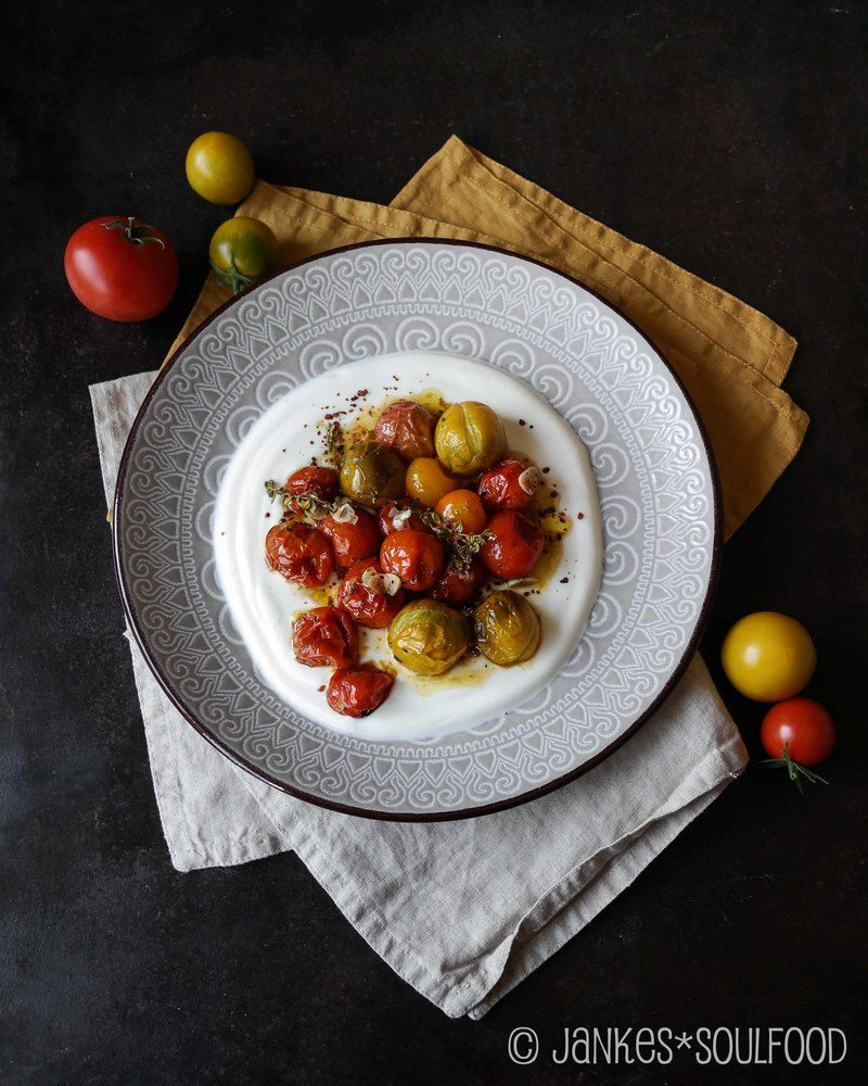 Rezept Geröstete Tomaten