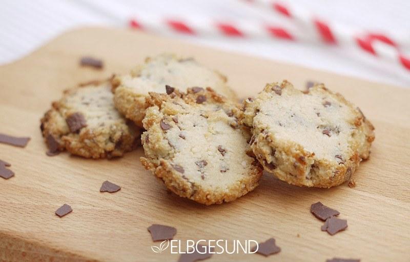 Rezept Gesunde Cookies – low carb und glutenfrei