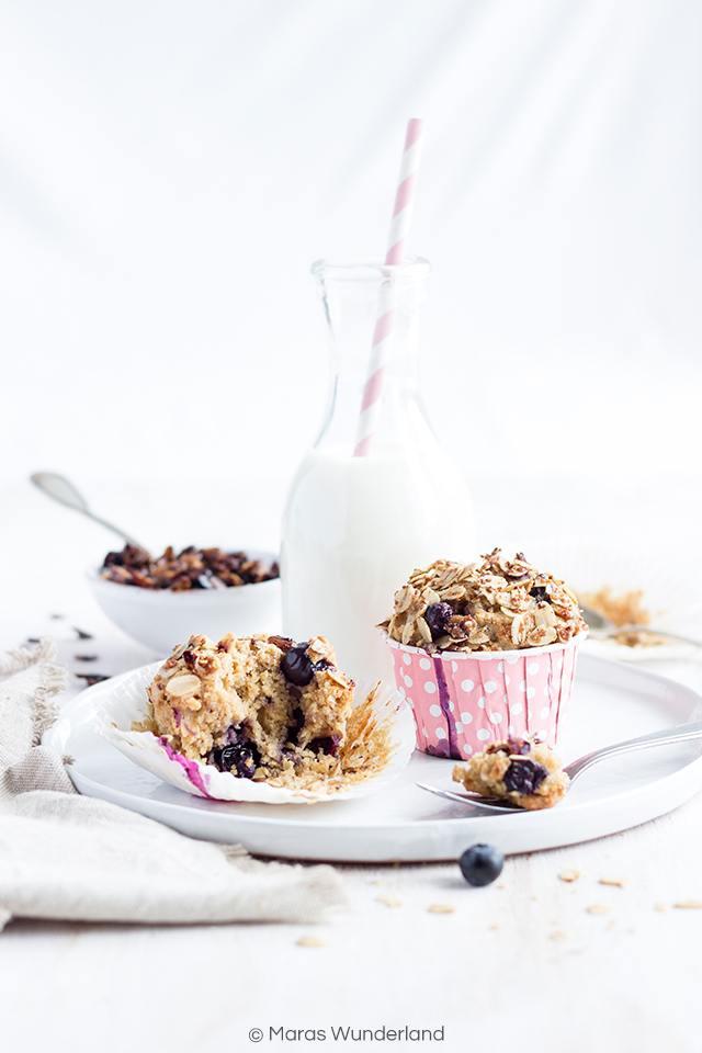 Rezept Gesunde Frühstücksmuffins