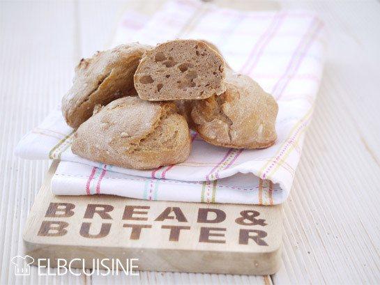 Rezept Gesunde und köstliche Brötchen für jeden Tag!