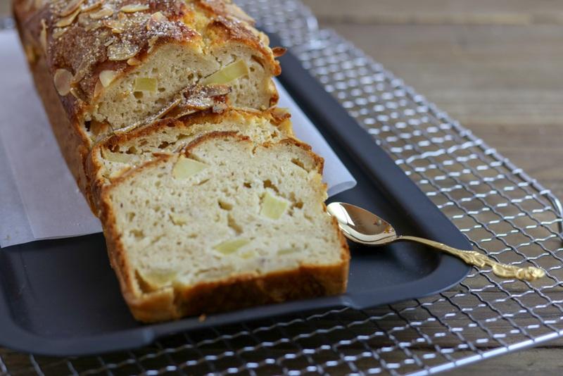 Rezept Gesunder Apfel-Quark Kuchen mit Reismehl