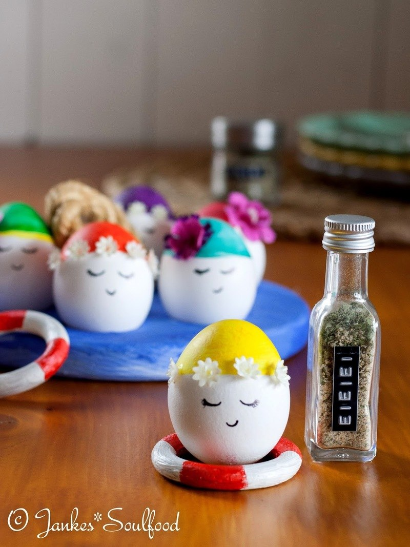Rezept Gewürzsalz für Eier