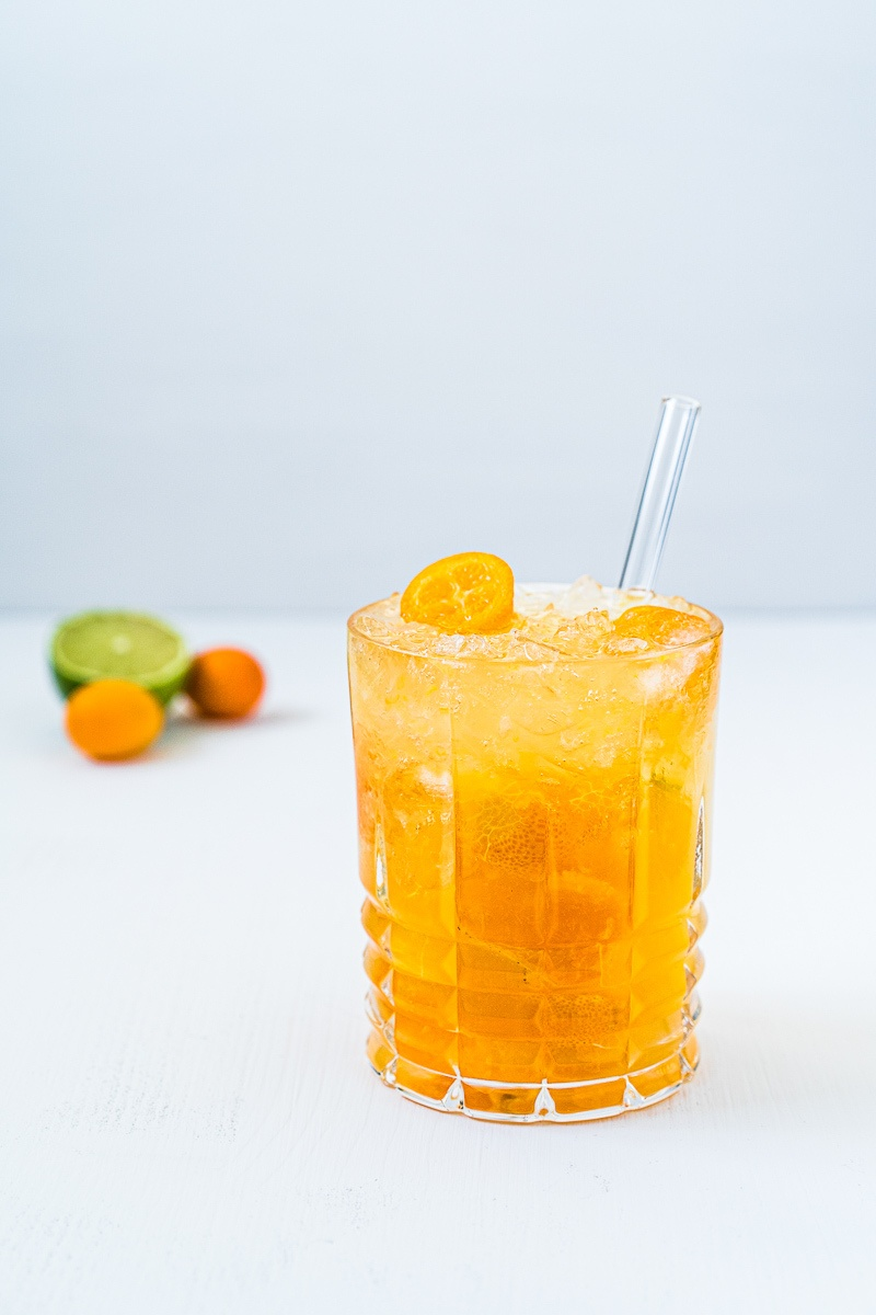 Rezept Gin-Kumquat Crush