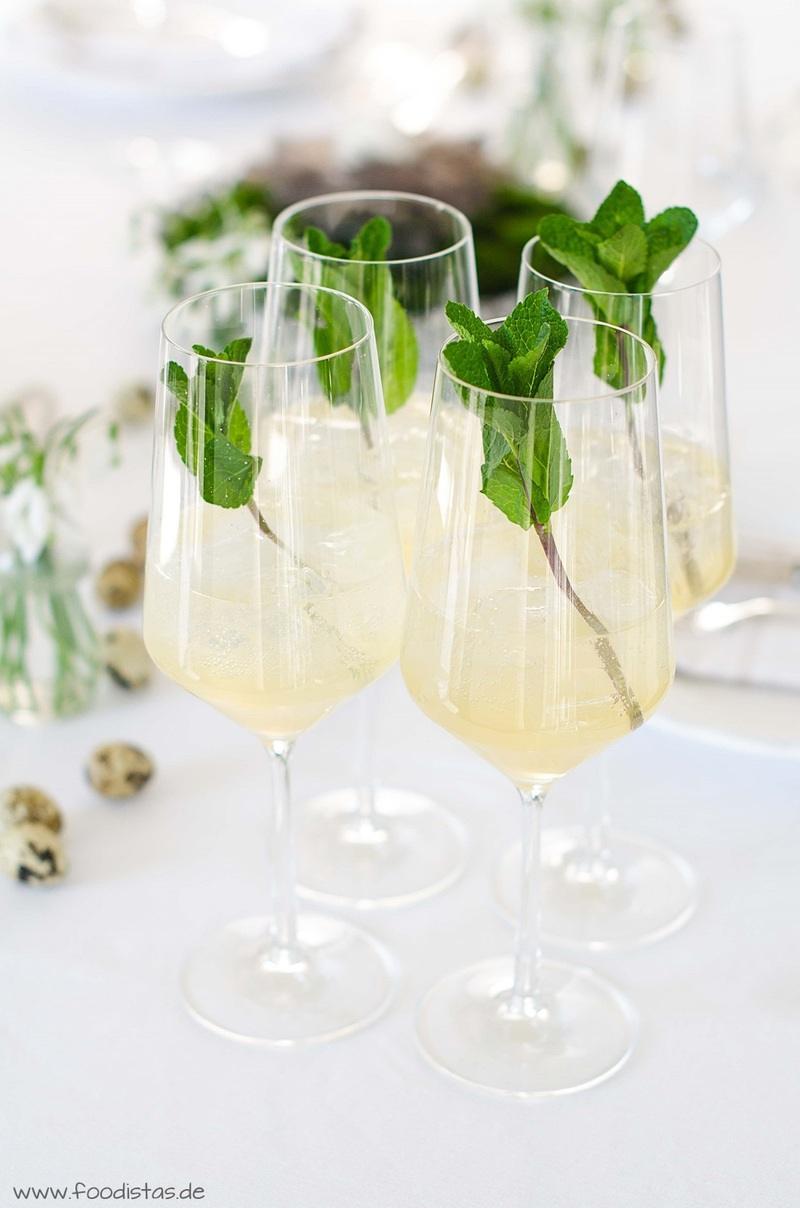 Rezept Gin Sour