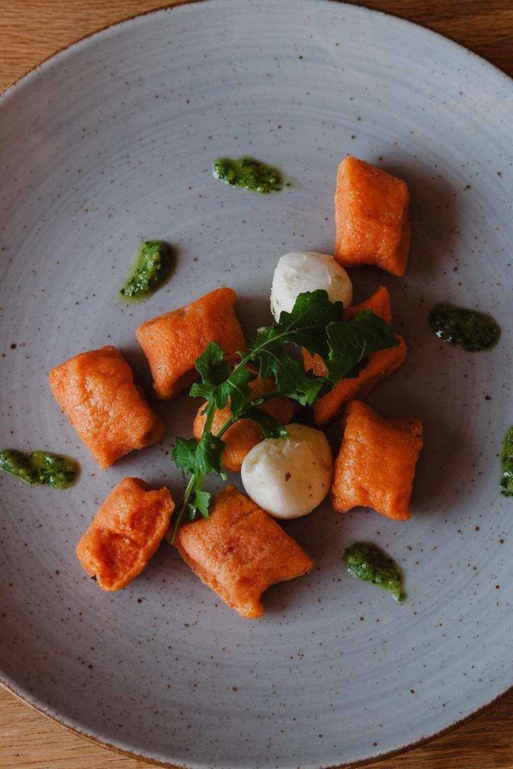 Rezept Gnocchi mit getrockneten Tomaten selber machen