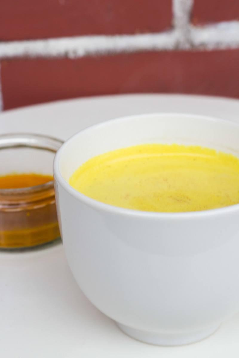 Rezept Golden Milk