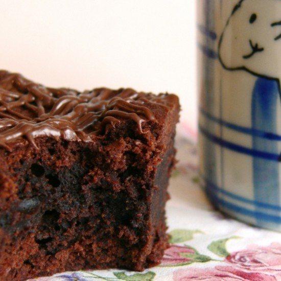 Rezept Greyston Bakery Brownies