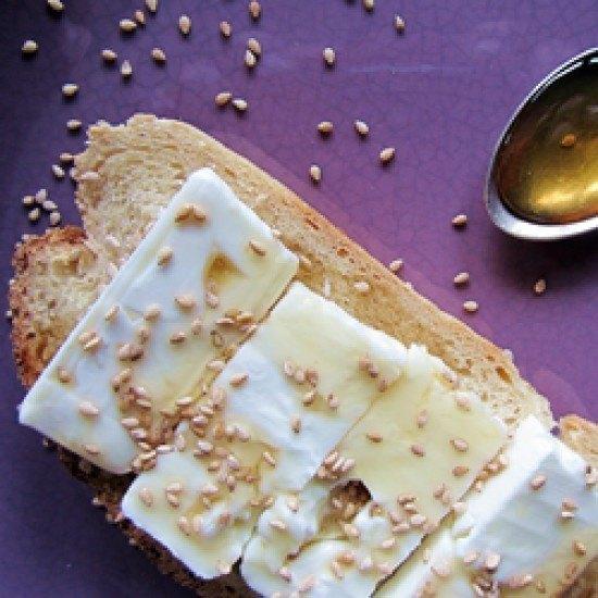 Rezept griechisches Landbrot , greek artisan bread