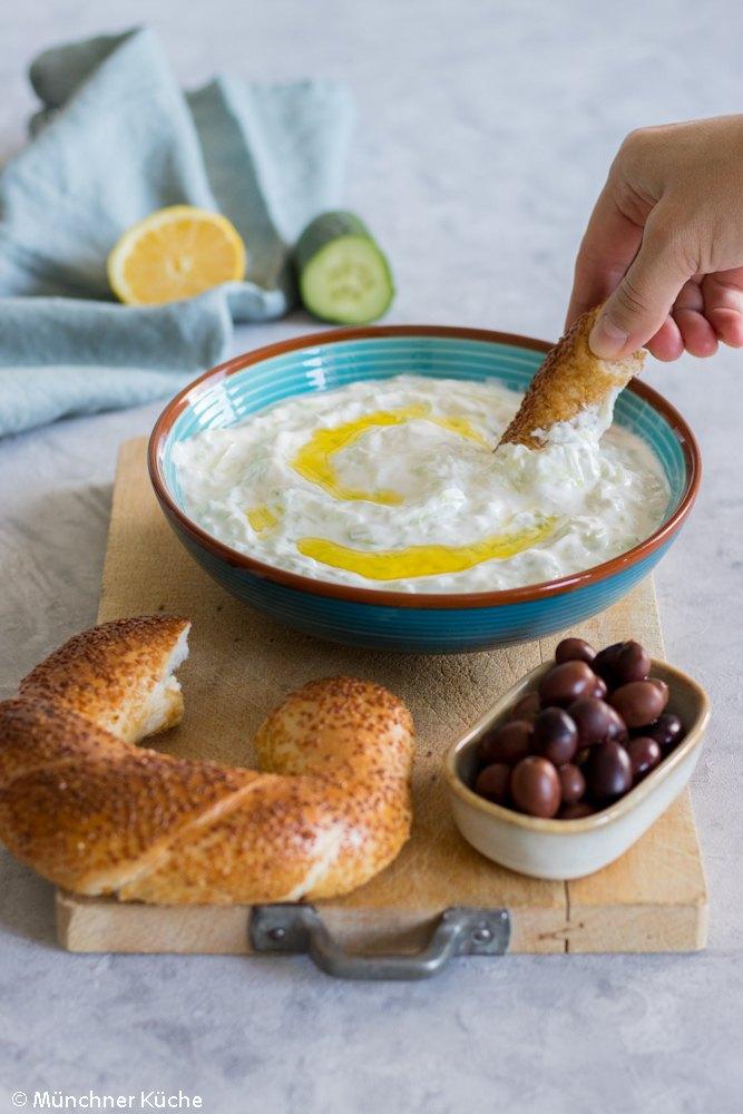 Rezept Griechisches Tsatsiki