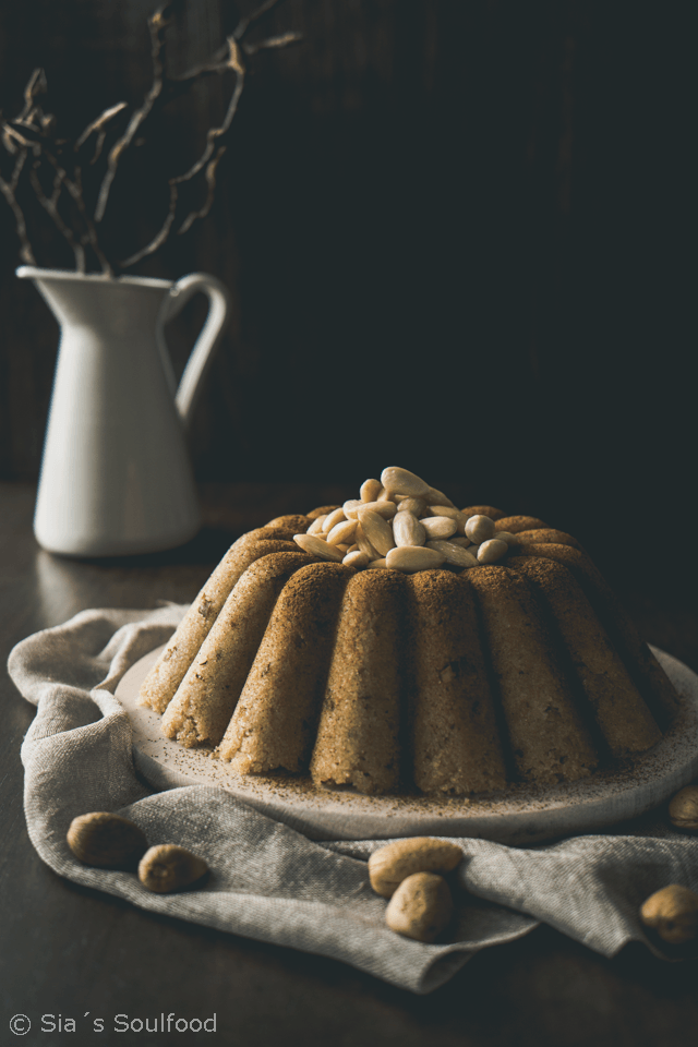 Rezept Grießkuchen mit Mandeln