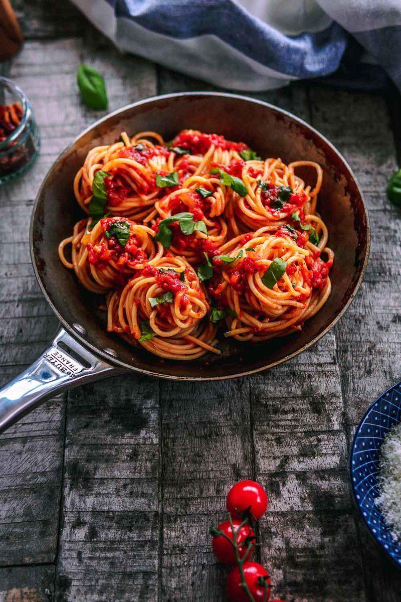 Rezept Grundrezept für Tomatensauce