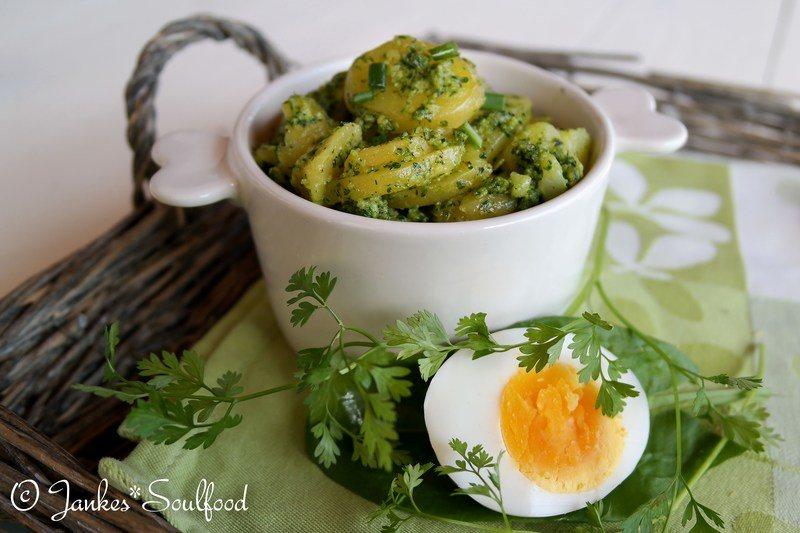 Rezept Grüne-Soße-Pesto