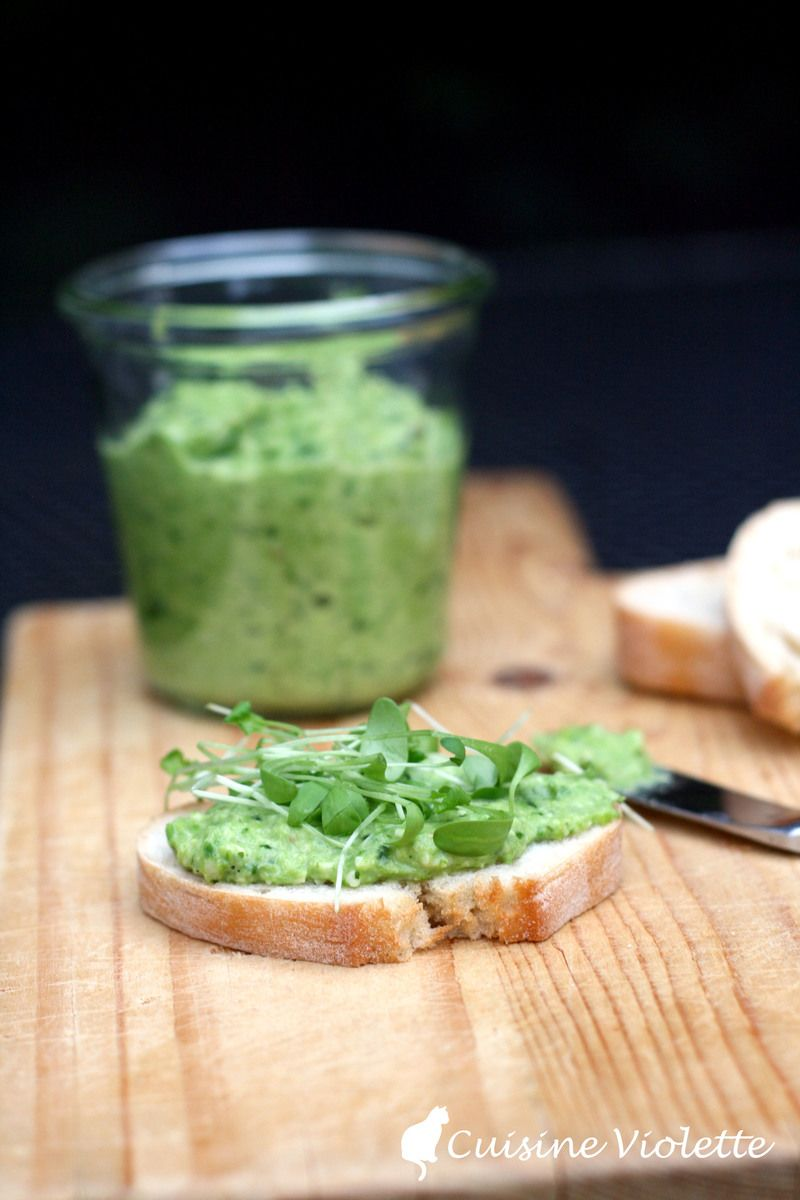 Rezept Grünes Spargelpesto mit Kräutern