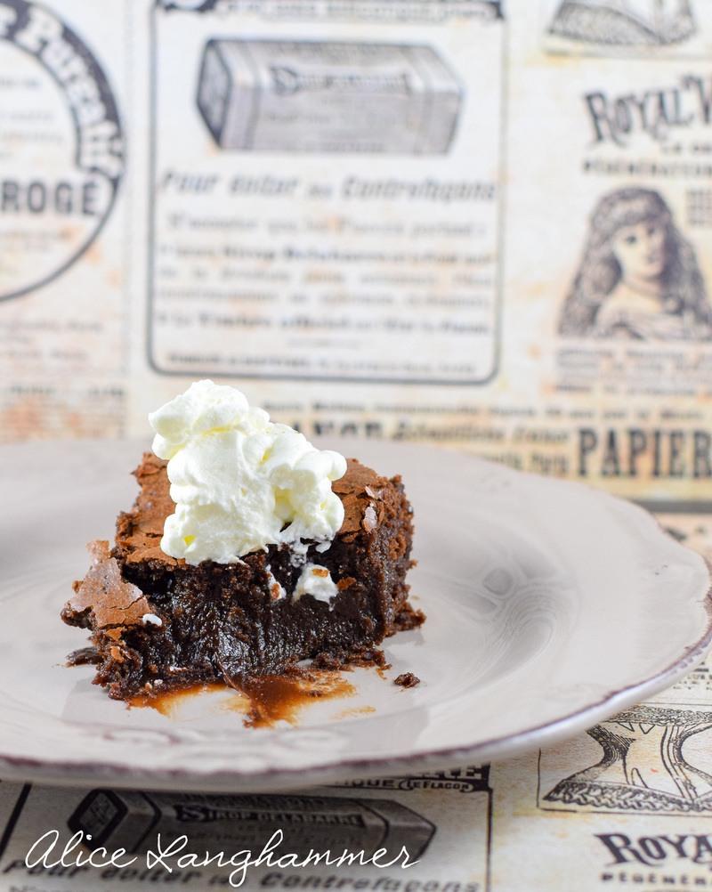 Rezept Guinness-Brownies