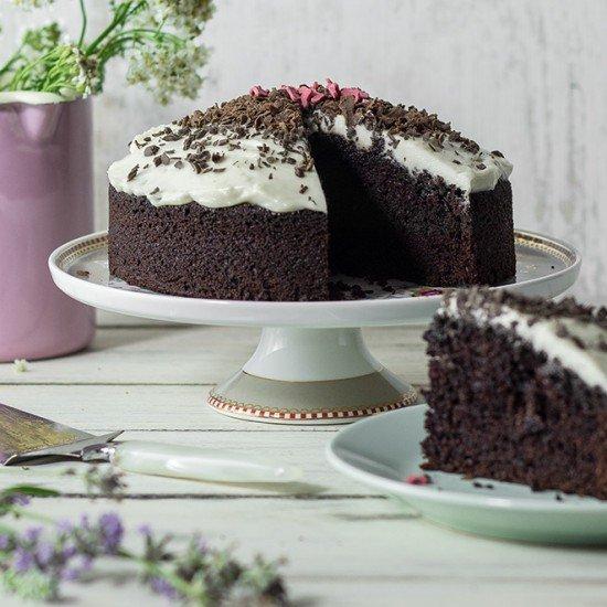 Rezept Guinness Schokoladenkuchen