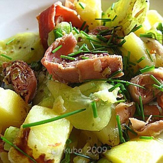 Rezept Gurken-Kartoffelsalat