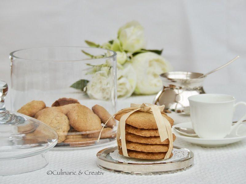 Rezept Haferflocken-Kekse