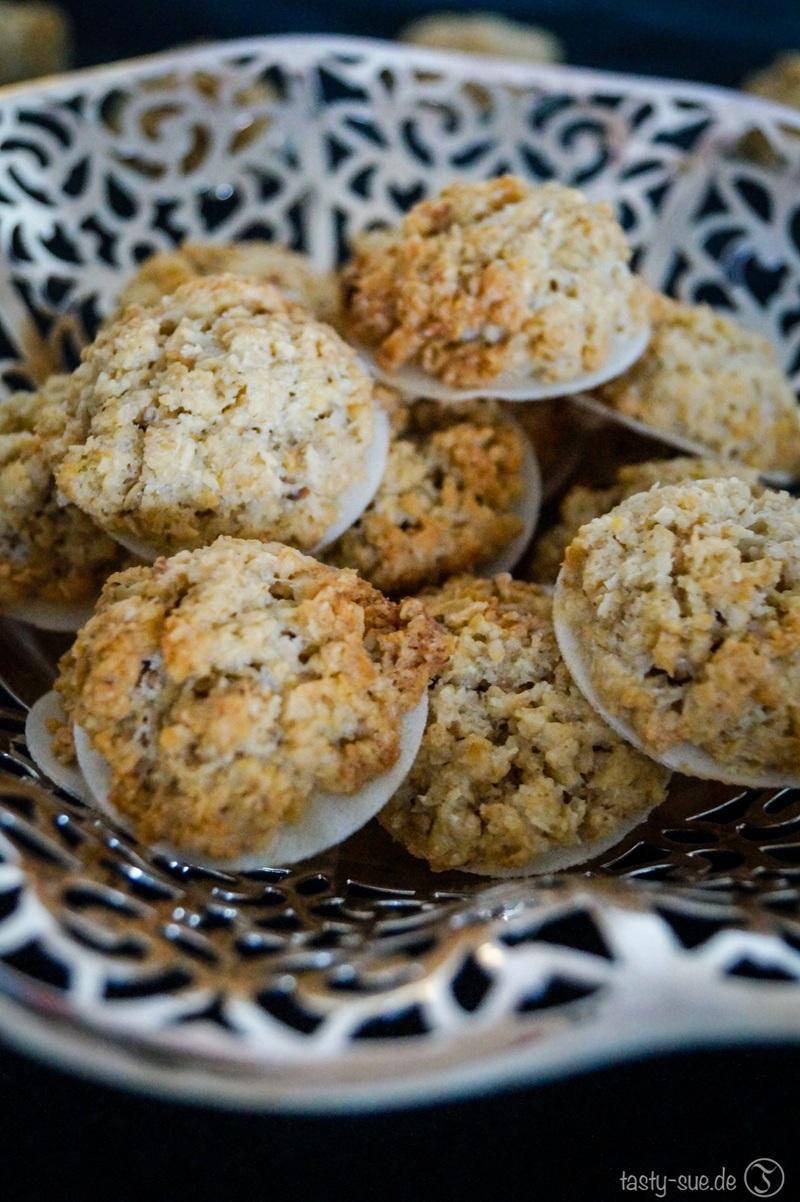 Rezept Haferflocken-Kokosmakronen – die einfache Überraschung