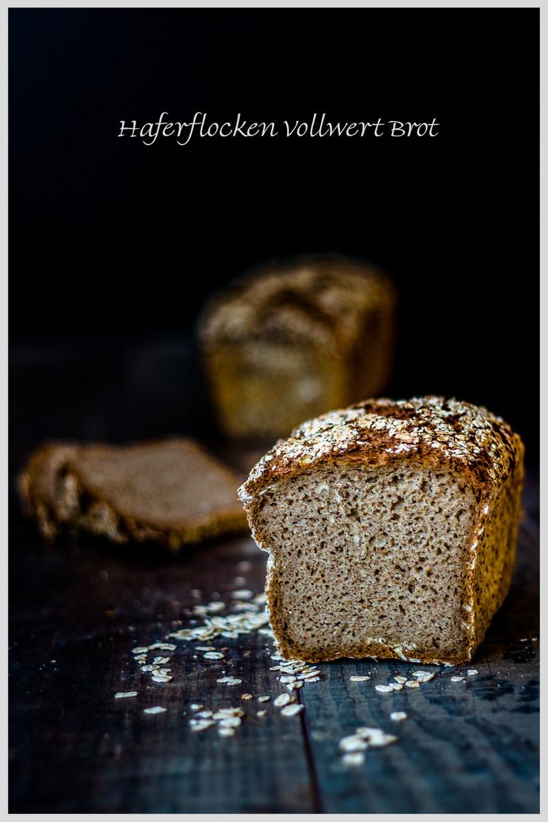 Rezept Haferflocken Vollert Brot
