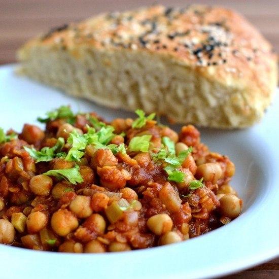 Rezept Harira - Marokkanische Ramadansuppe