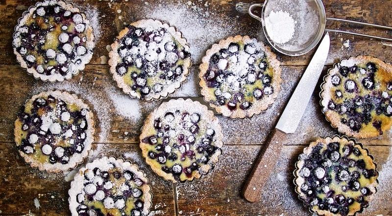 Rezept Heidelbeer-Tartelettes