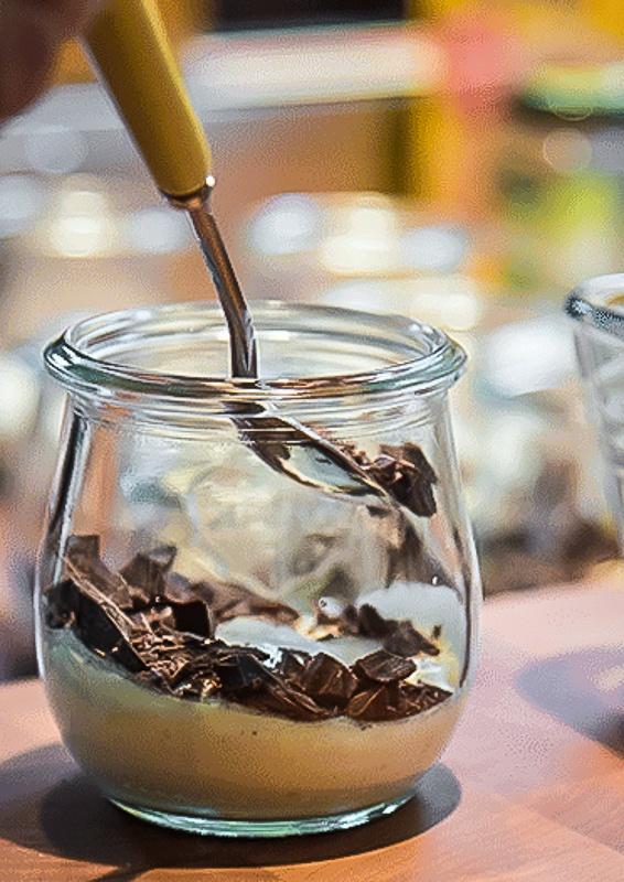 Rezept Herrencreme - eine westfälische Spezialität