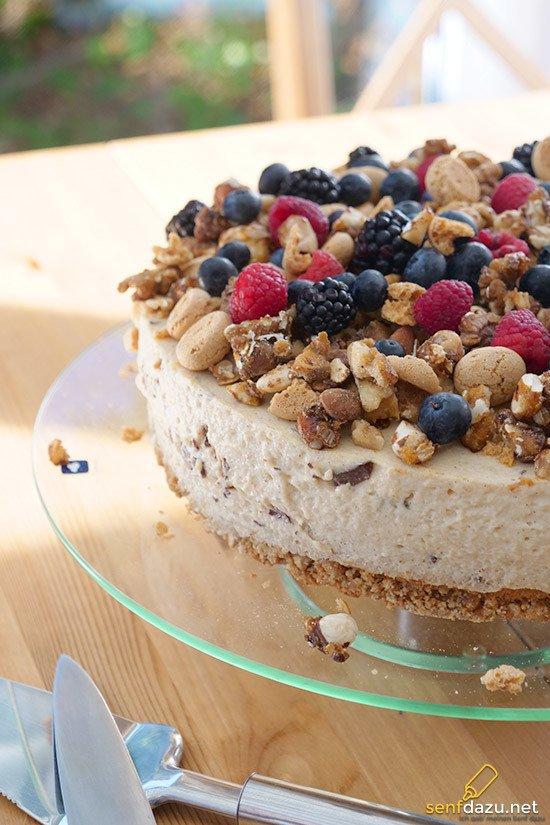 Rezept Herrencreme-Torte