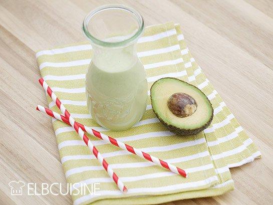 Rezept Heute mal etwas exotischer – cremiger Kokos-Matcha mit Gewinnspiel
