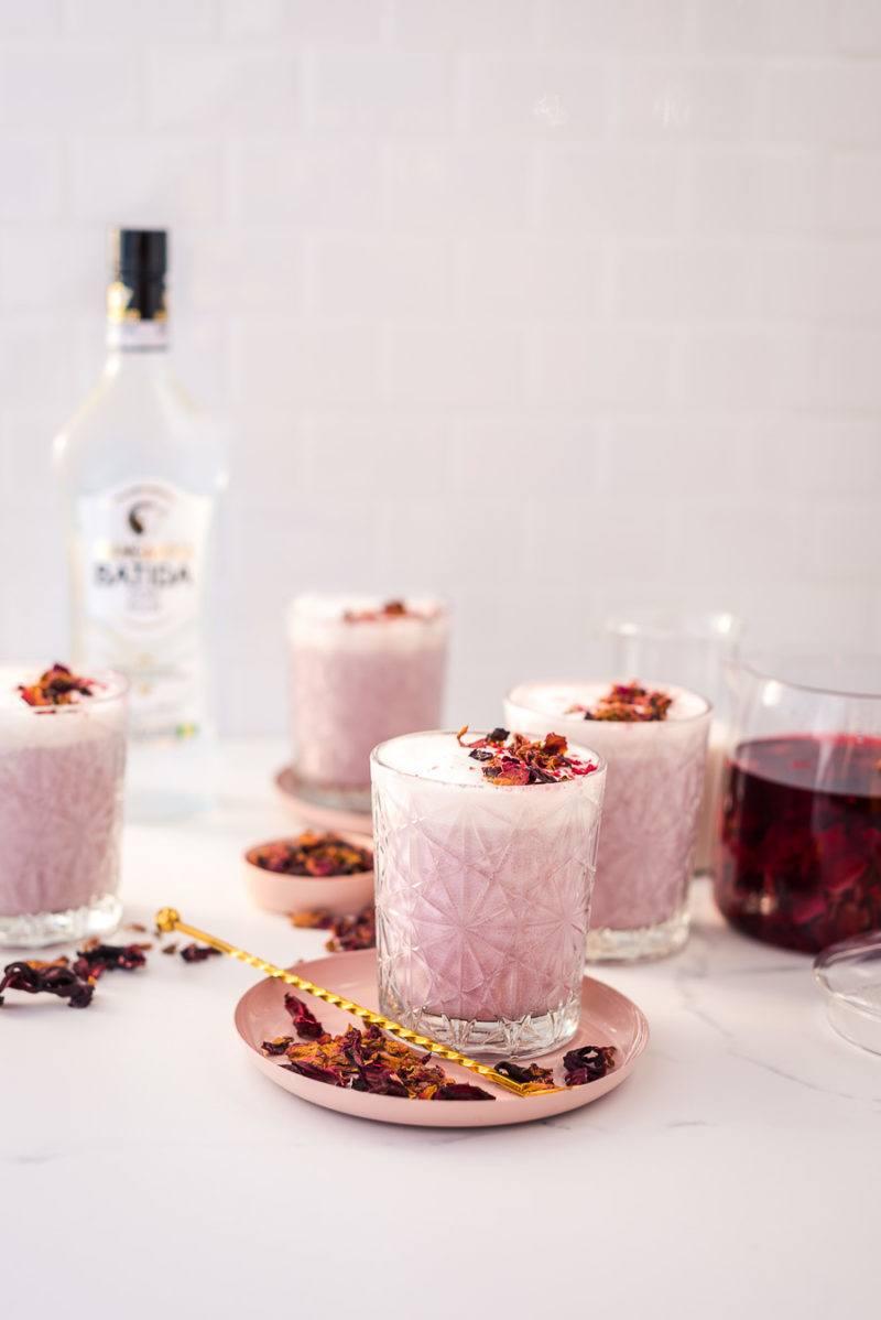 Rezept Hibiskus Coconut Dream