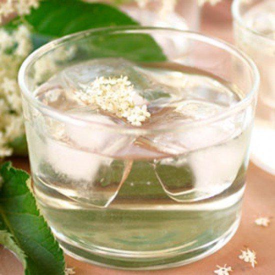 Rezept Holunderblüten-Sirup
