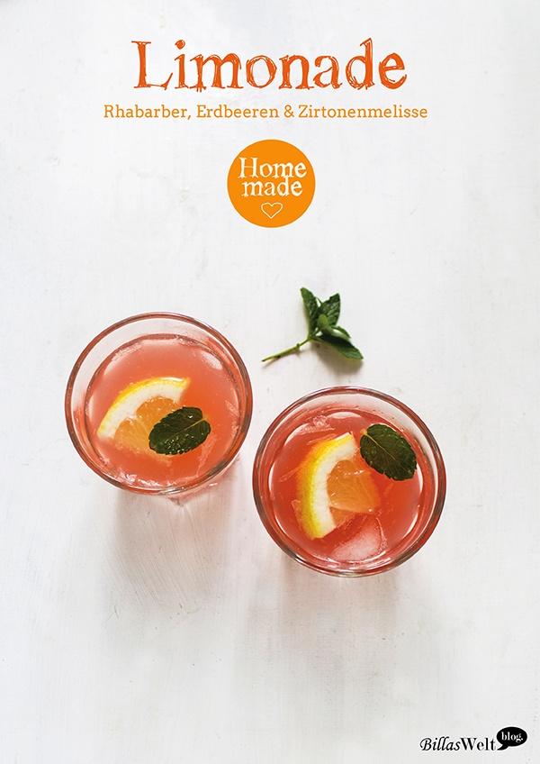 Rezept Homemade Limonade