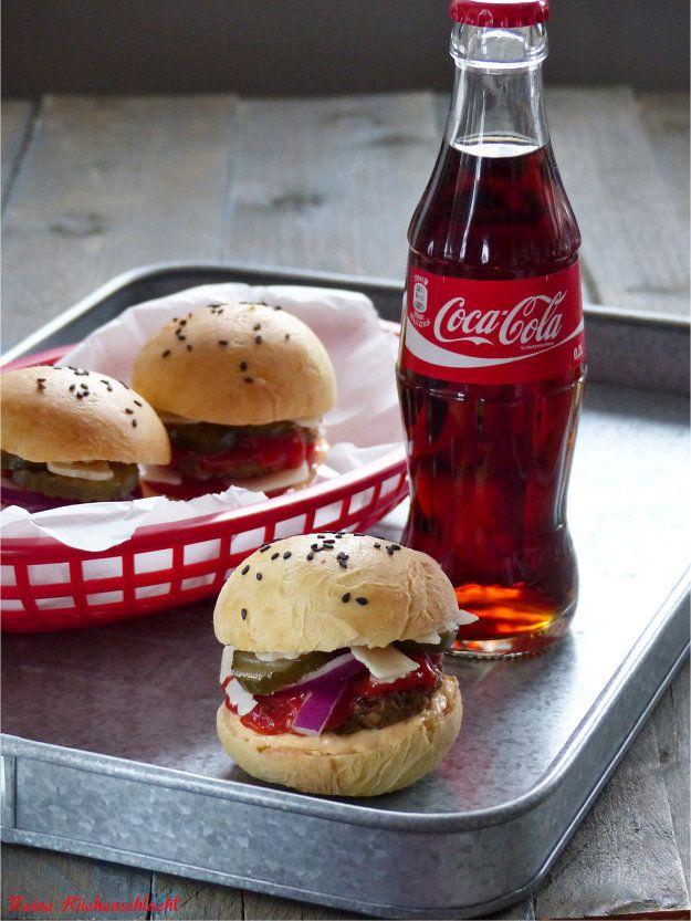 Rezept Homemade Mini Burger