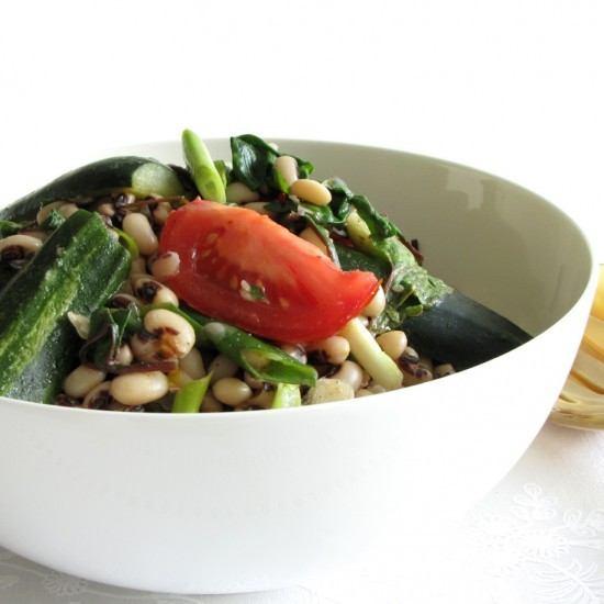 Rezept Horta-Salat