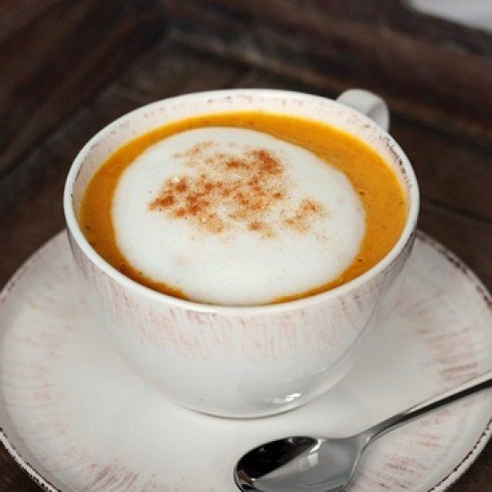 Rezept Hot'n'spicy Pumpkin-Drink