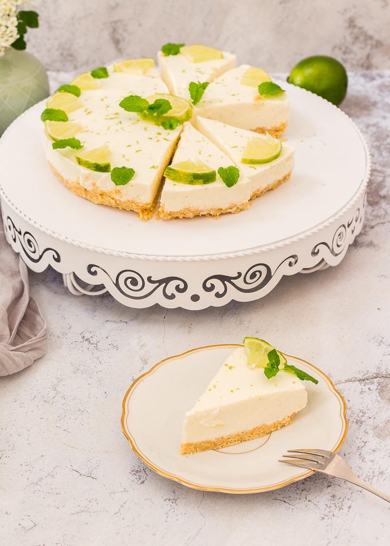 Rezept Hugo Cheesecake