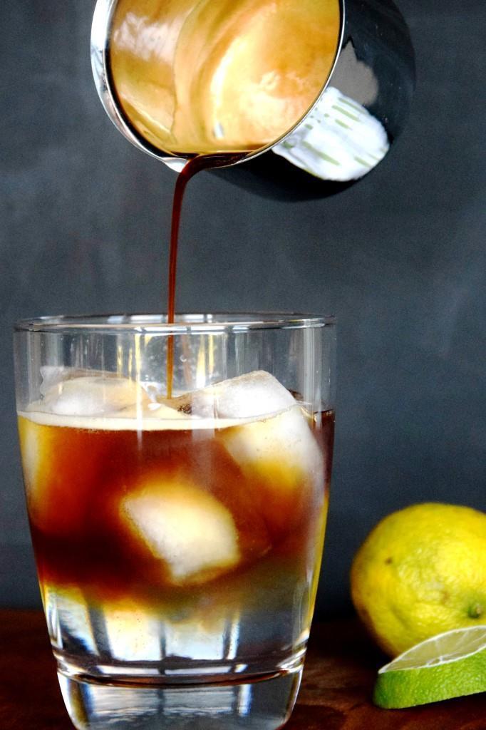 Rezept Iced Espresso-Tonic