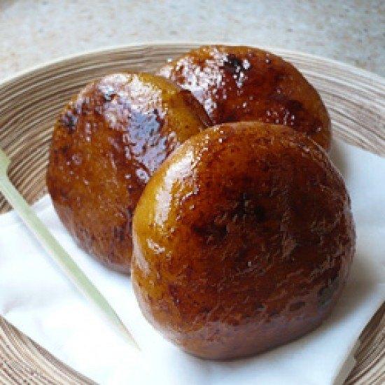 Rezept Imodango - Kartoffel-Dumplings