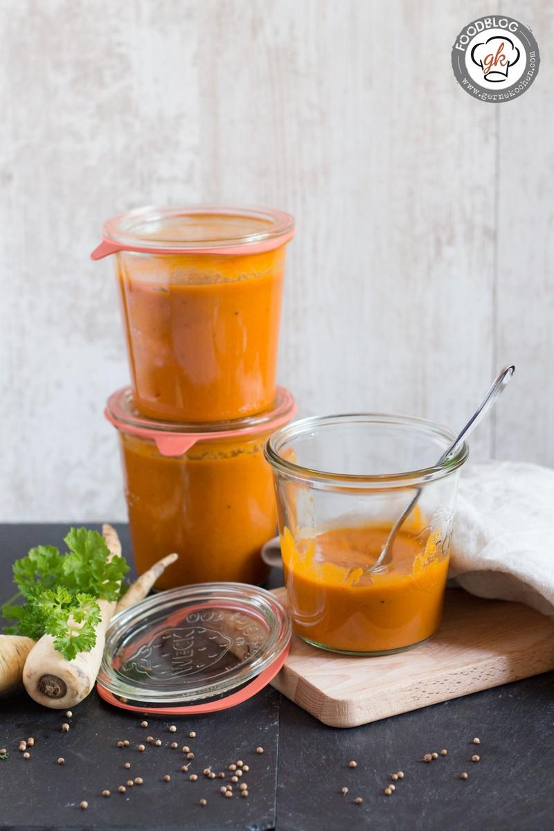 Rezept Indische Suppe