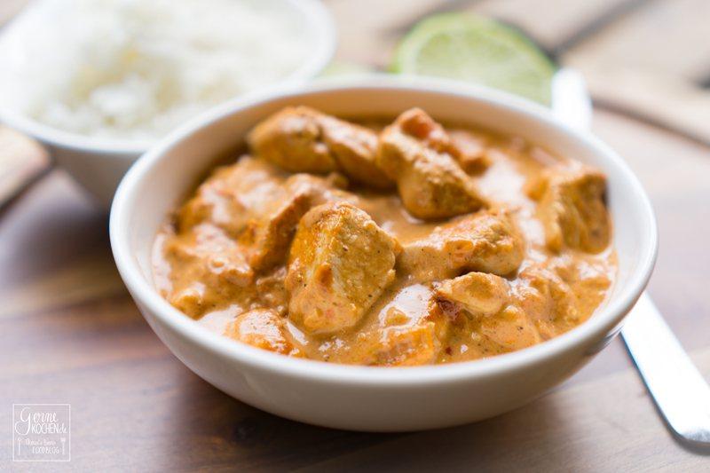 Rezept Indisches Butterchicken
