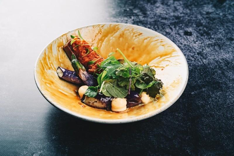 Rezept Indisches Kassoundi mit asiatischem Thunfisch